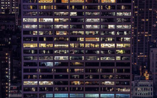 immeuble de bureaux commerciaux